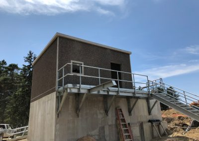Dunkirk, NY Water Pollution Control Precast Building